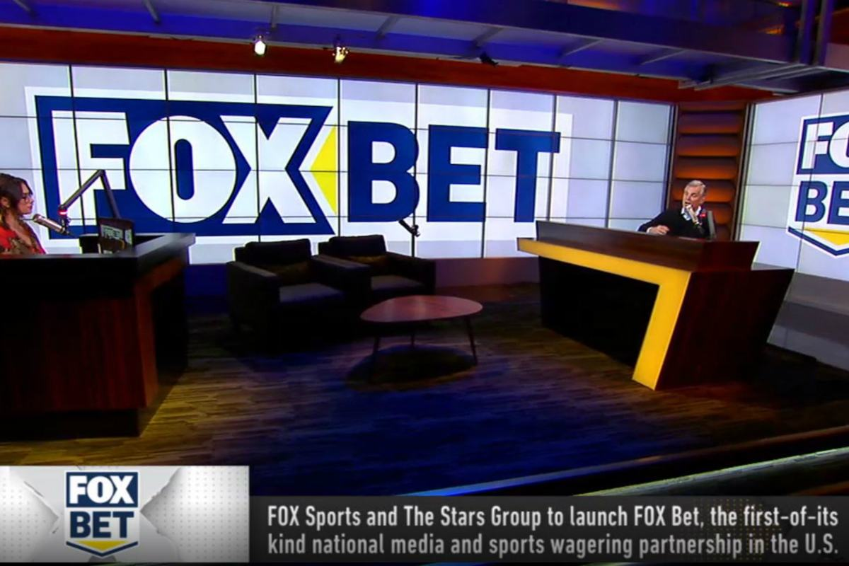 FOX Bet sports PokerStars Group