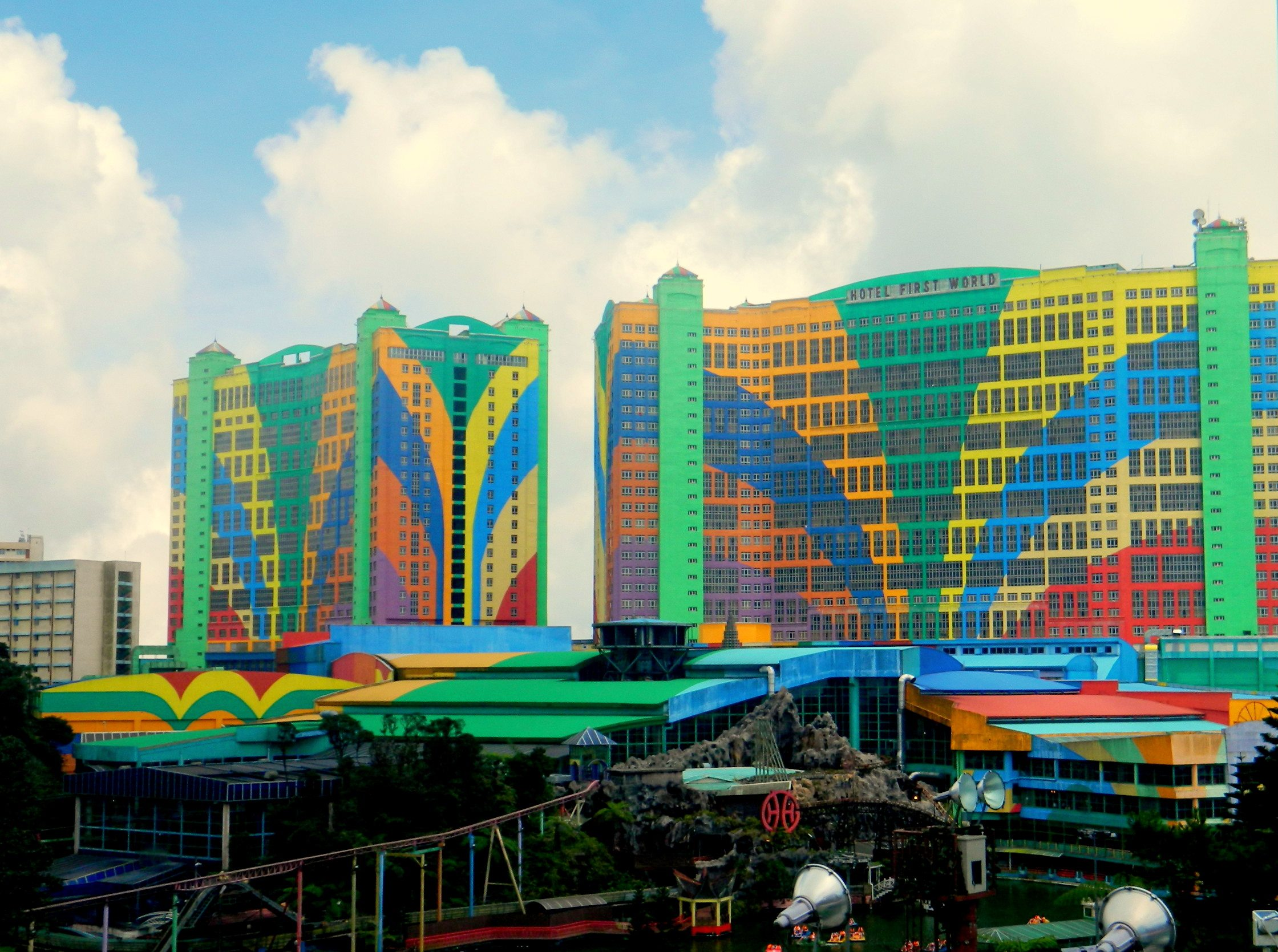 Genting Malaysia Could Win In Las Vegas Helping Boost Its Shares