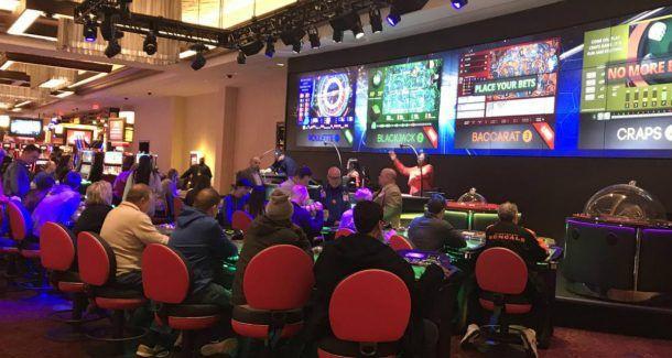 Ohio casino revenue GGR