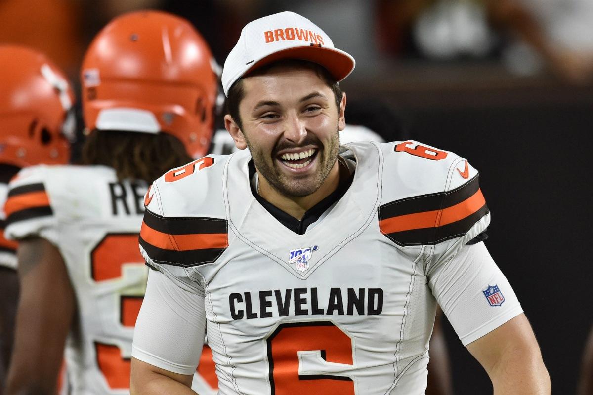 Cleveland Browns odds Super Bowl