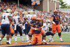 Illinois football odds college spread