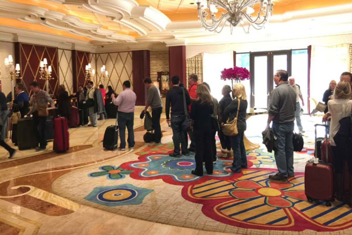 Las Vegas resort fees casinos
