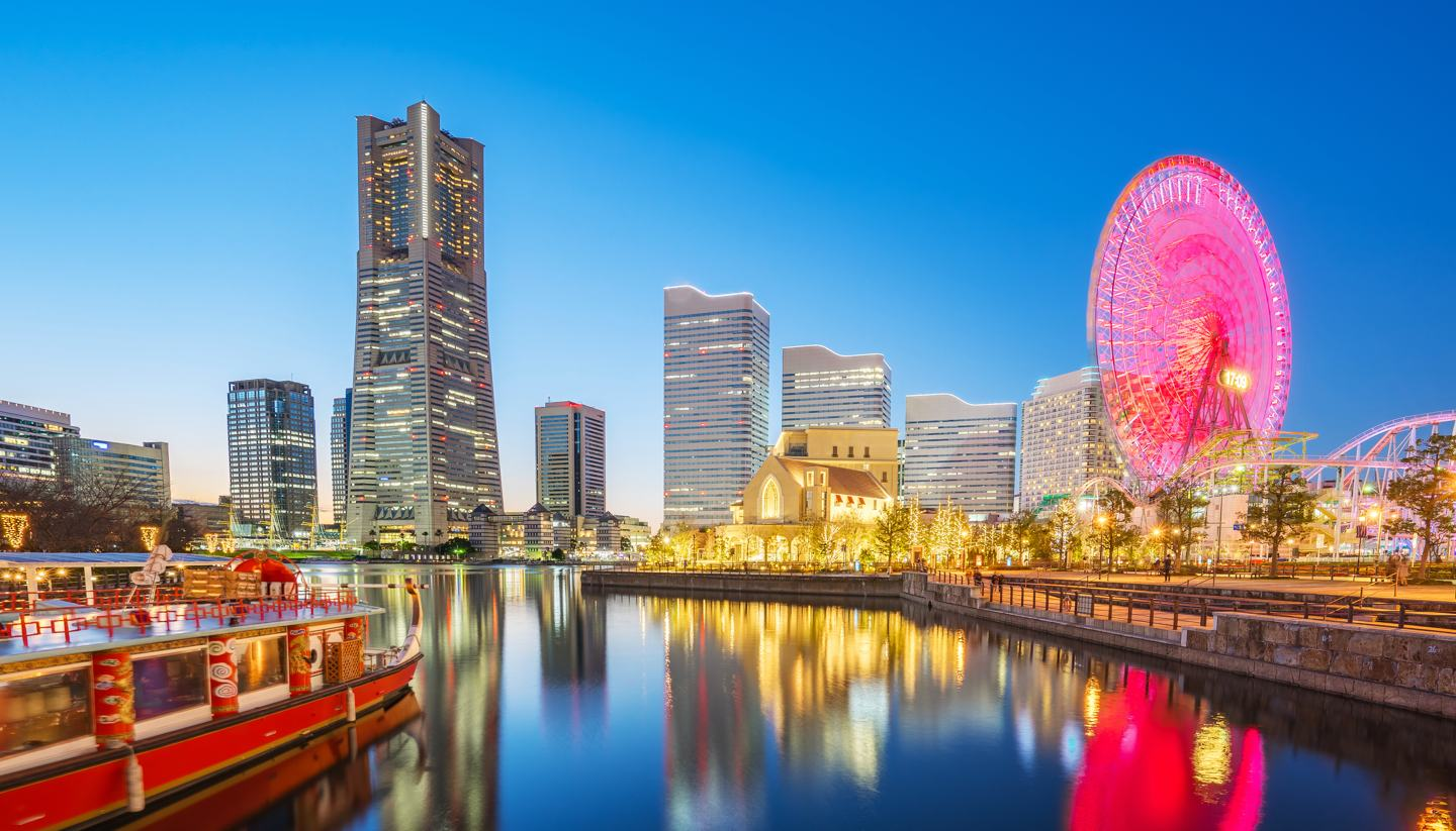 Yokohama Will Hold a Gaming Convention, Latest Sign it Wants