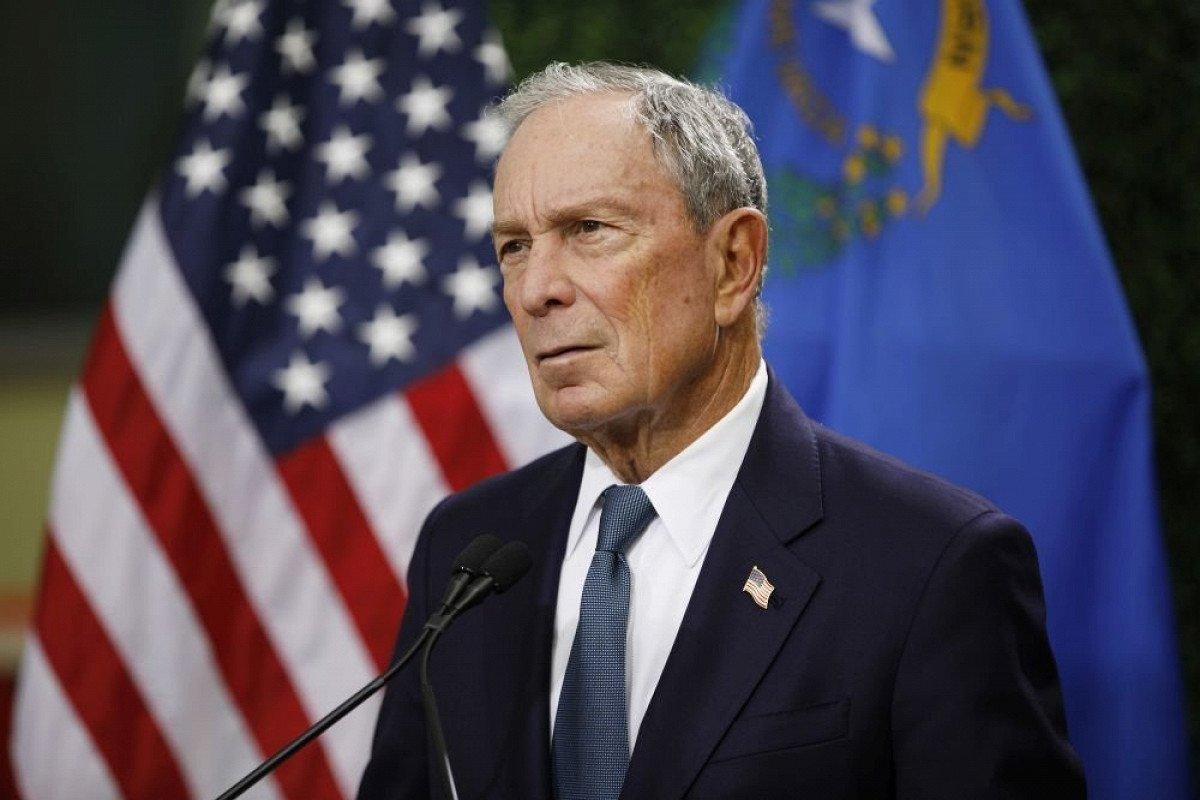 Michael Bloomberg 2020 odds president
