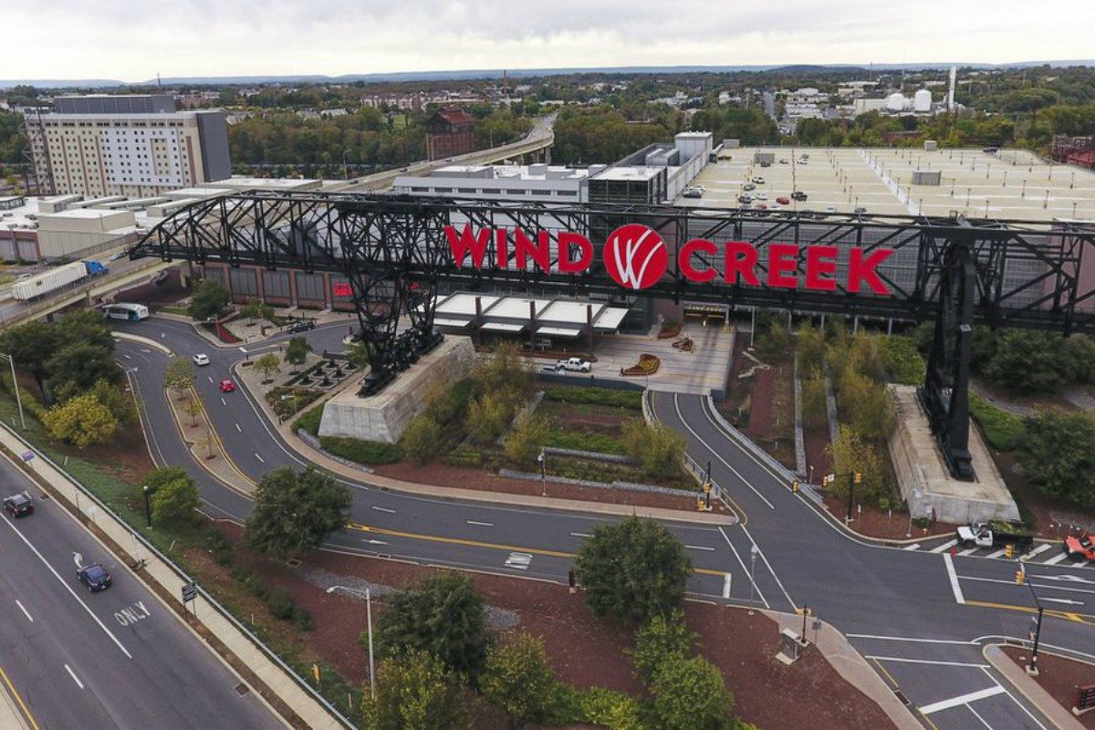 Wind Creek Bethlehem casino Pennsylvania
