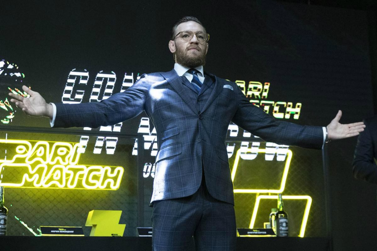 Conor McGregor UFC odds