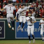 Houston Astros World Series Favorites After Feeling at Home on Road
