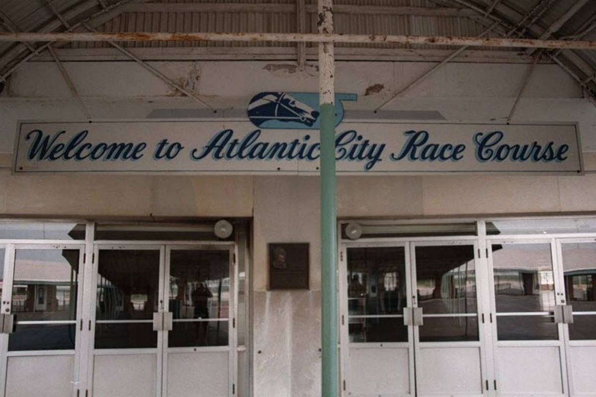 sports betting Atlantic City Race Course