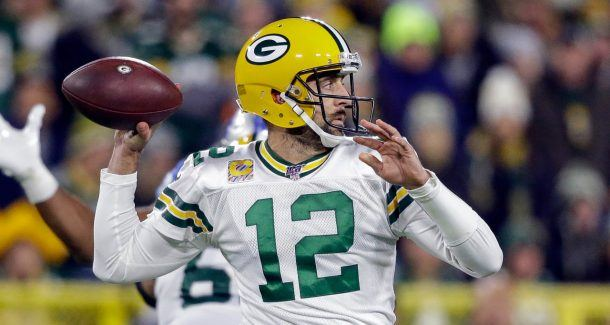 NFL Week 7 Packers