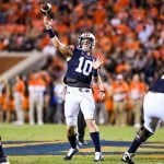 College Football Week 6: Auburn Visits Florida in Battle of Undefeated Top 10 SEC Teams