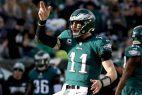 NFL odds Philadelphia Eagles spread