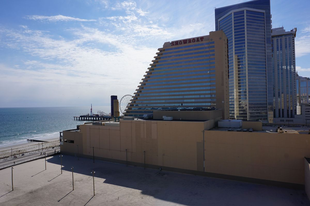 Showboat Atlantic City casino resort