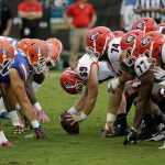 College Football Week 10 Odds: Georgia Favored at Florida in Critical SEC Showdown