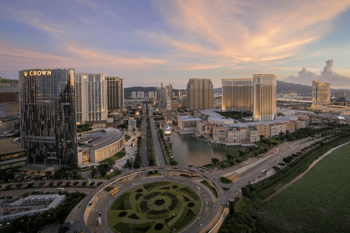 Macau casinos GGR gaming revenue