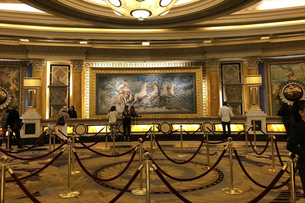 resort fees Las Vegas Caesars Rio