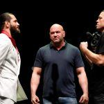 Jorge Masvidal Favored to Win BMF Belt vs. Nate Diaz at UFC 244