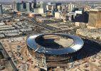 Allegiant Stadium Raiders parking NFL