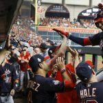 Houston Astros Remain World Series Favorites Despite Game 1 Loss to Washington Nationals