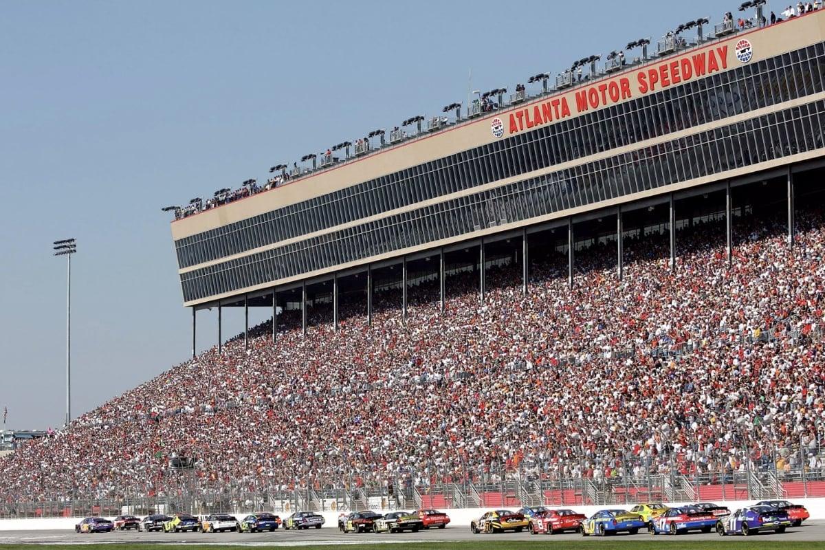 Atlanta Motor Speedway Georgia casino