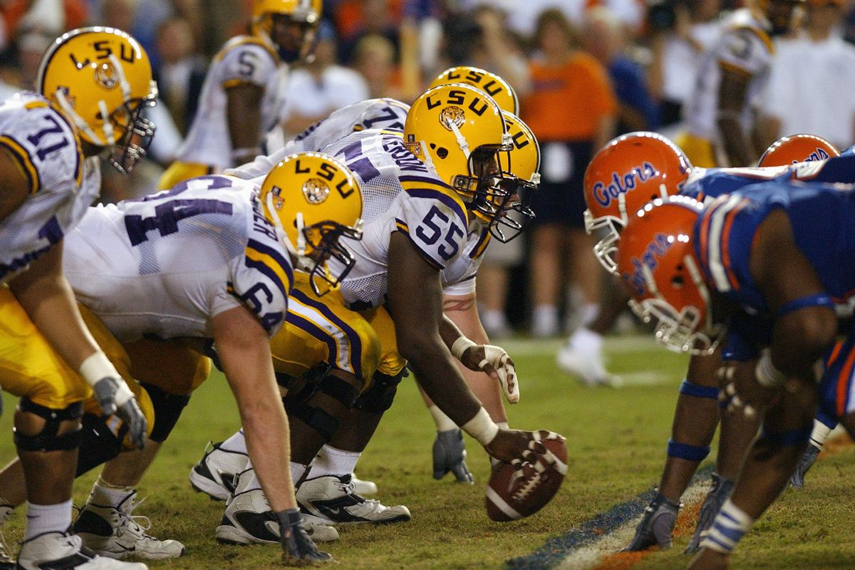 Week 7 LSU Florida