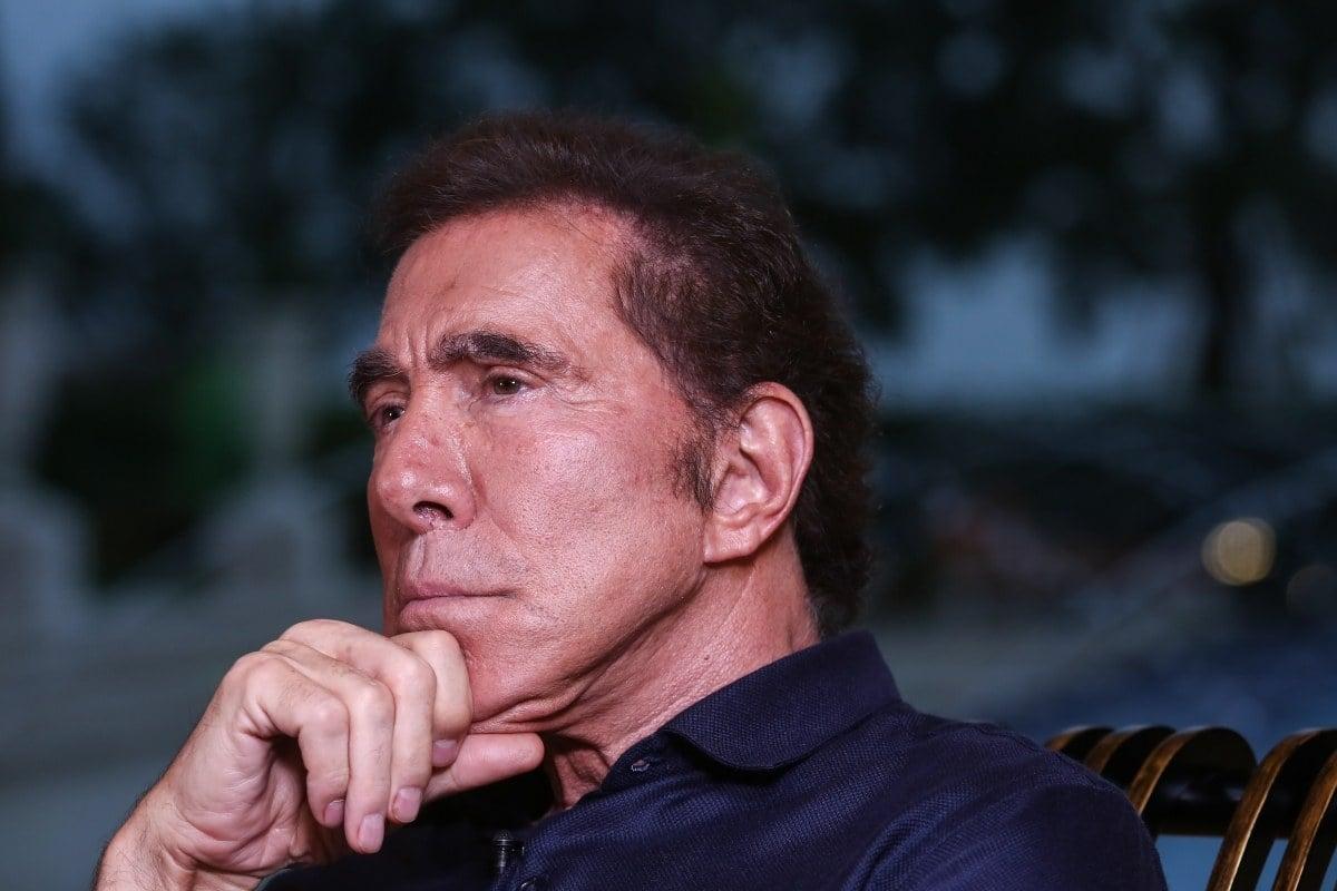 Wynn Resorts sexual harassment Steve Wynn