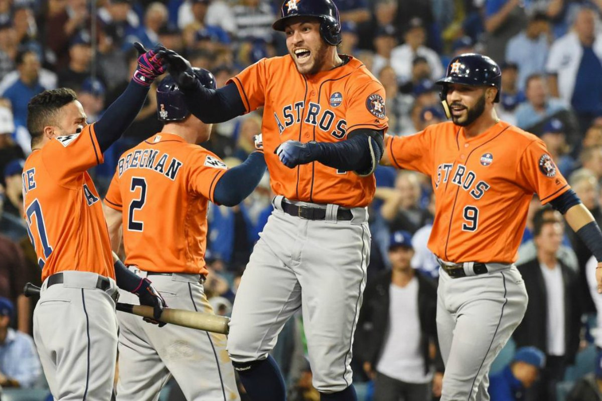 MLB odds World Series betting