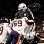 Oakland Raiders Deliver Las Vegas Sunday Win With 24-21 Upset of Chicago Bears