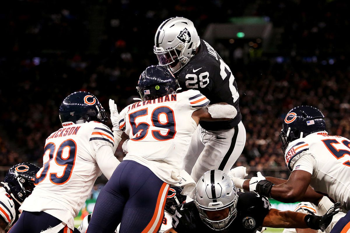 Oakland Raiders NFL odds sports betting