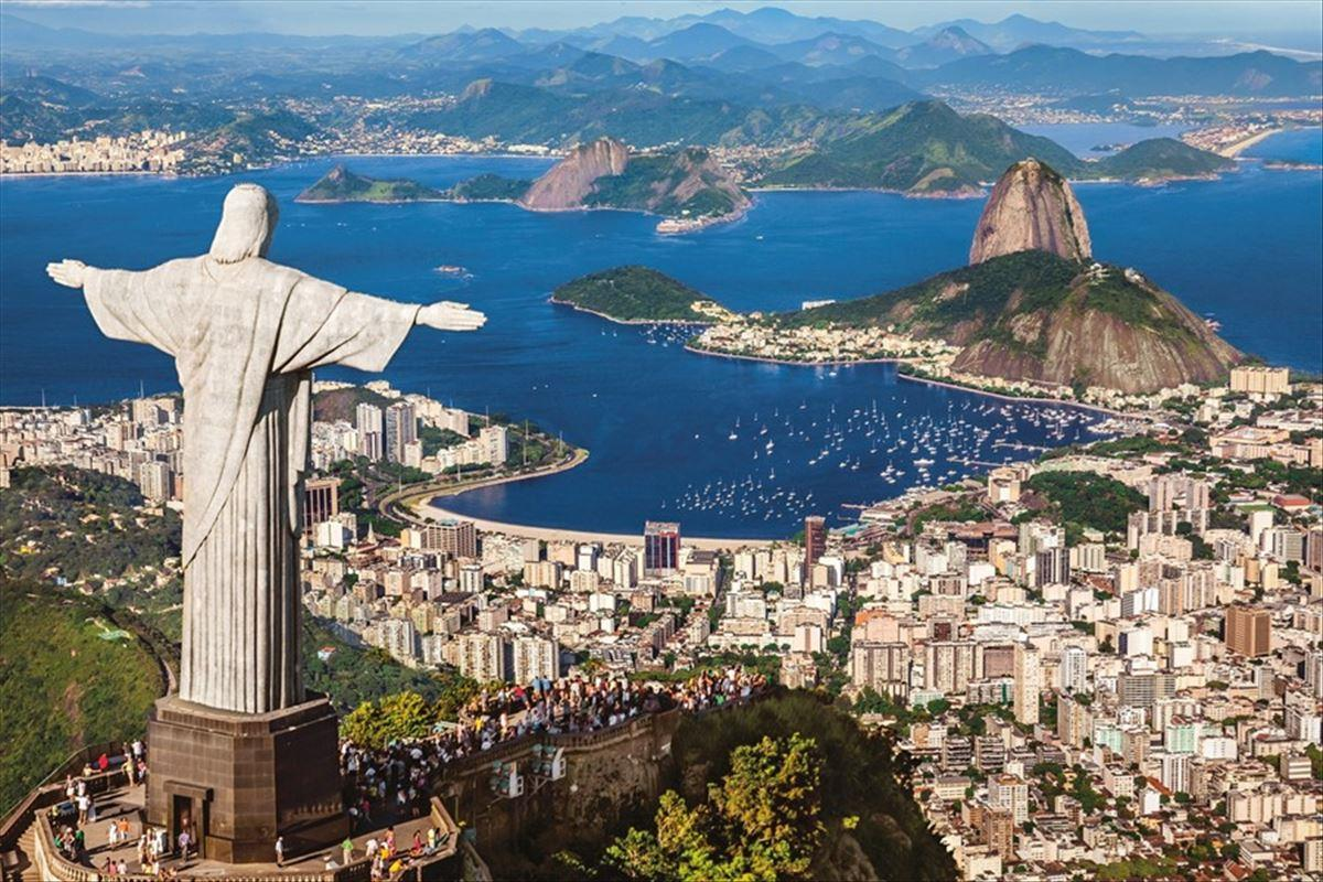 Pansy Ho Brazil casino resort MGM China