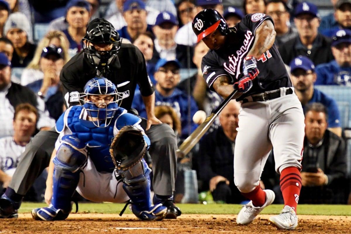 Washington Nationals MLB odds baseball