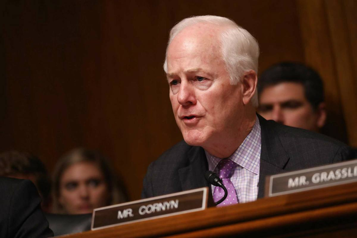 Texas casino tribal gaming John Cornyn