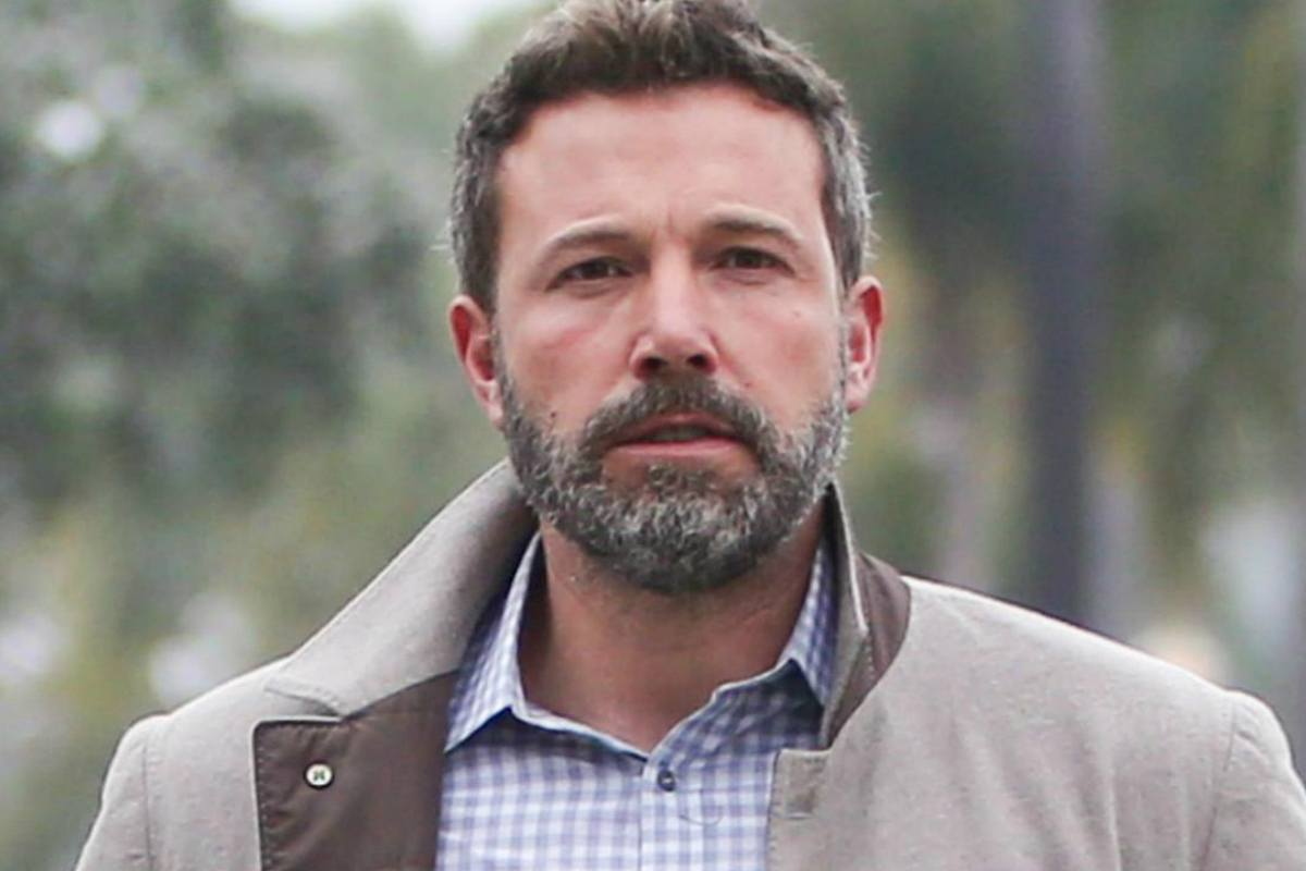 Ben Affleck poker California casino