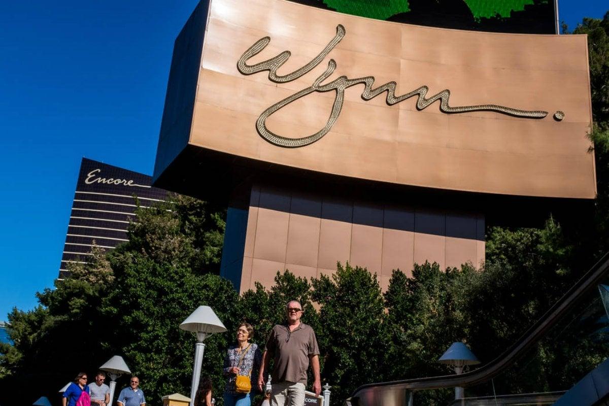 Wynn Resorts Las Vegas casino