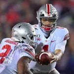 Ohio State No. 1 in College Football Playoff Rankings, Clemson Outside Looking In