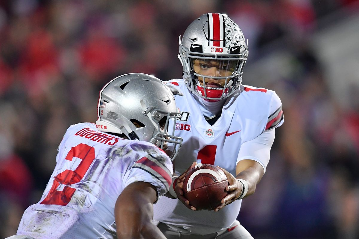 Ohio State college football odds