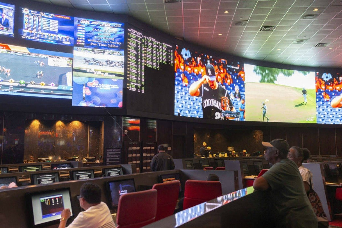 gaming industry William Hill sportsbooks