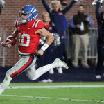 Ole Miss-Mississippi State Kicks Off College Football Rivalry Week on Thursday