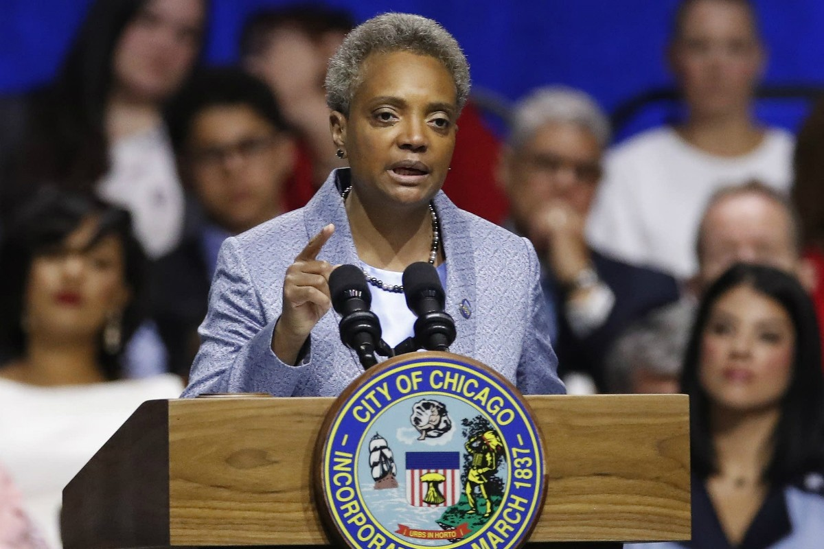 Chicago casino tax Lori Lightfoot