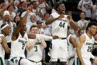 Michigan State basketball odds NCAA
