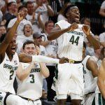 No. 1 Michigan State, Men's NCAA Basketball Favorite, Tips-Off Season Tonight vs. No. 2 Kentucky