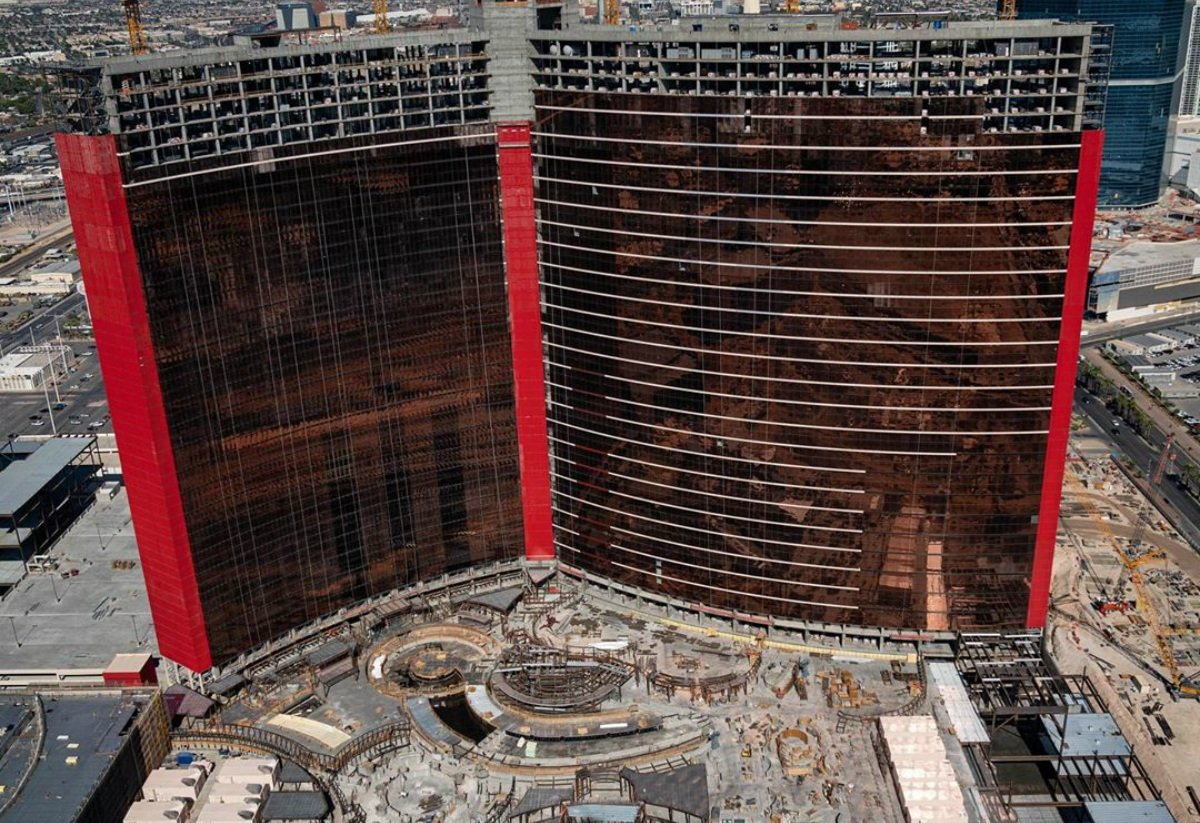 Resorts World Las Vegas casino resort