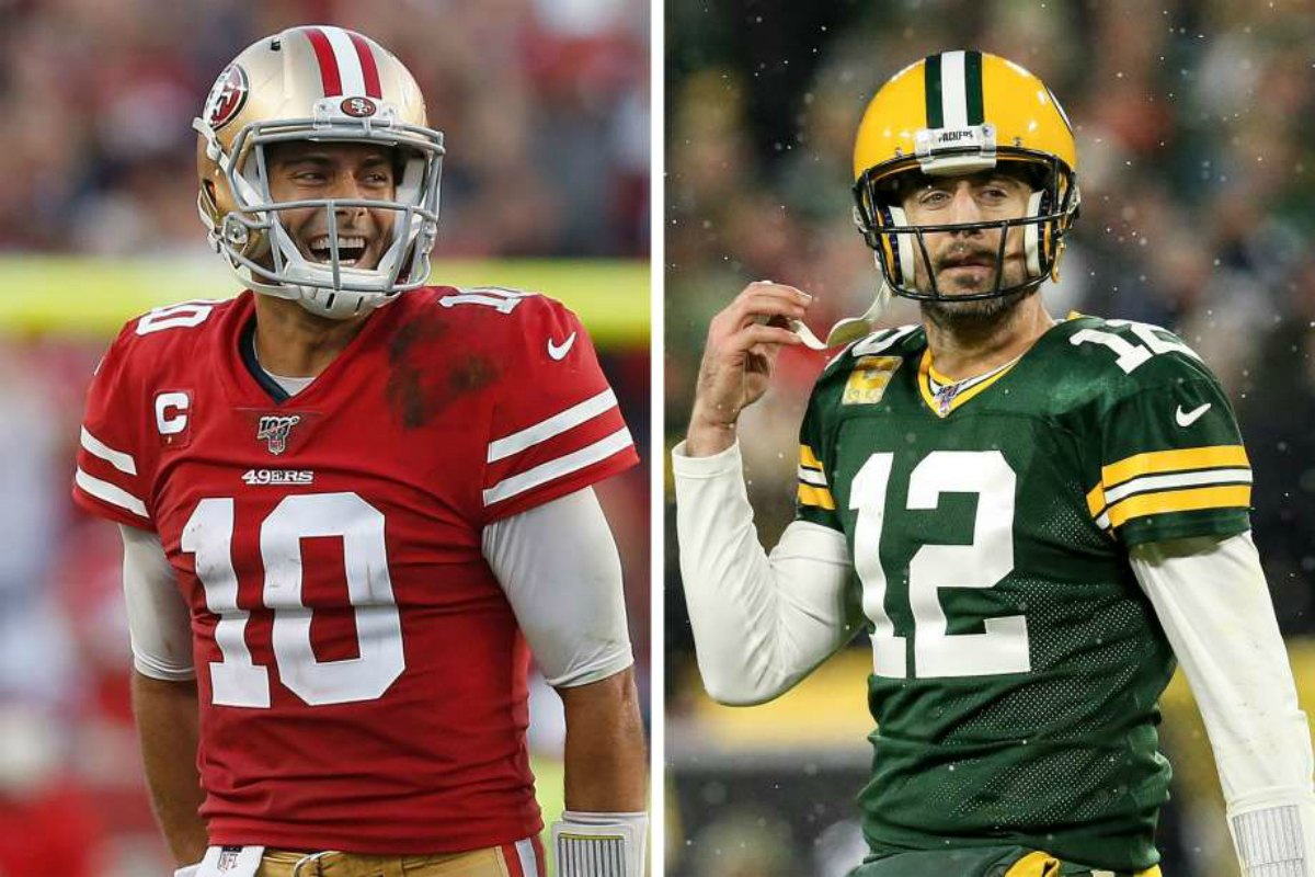 Packers 49ers NFL odds sports betting