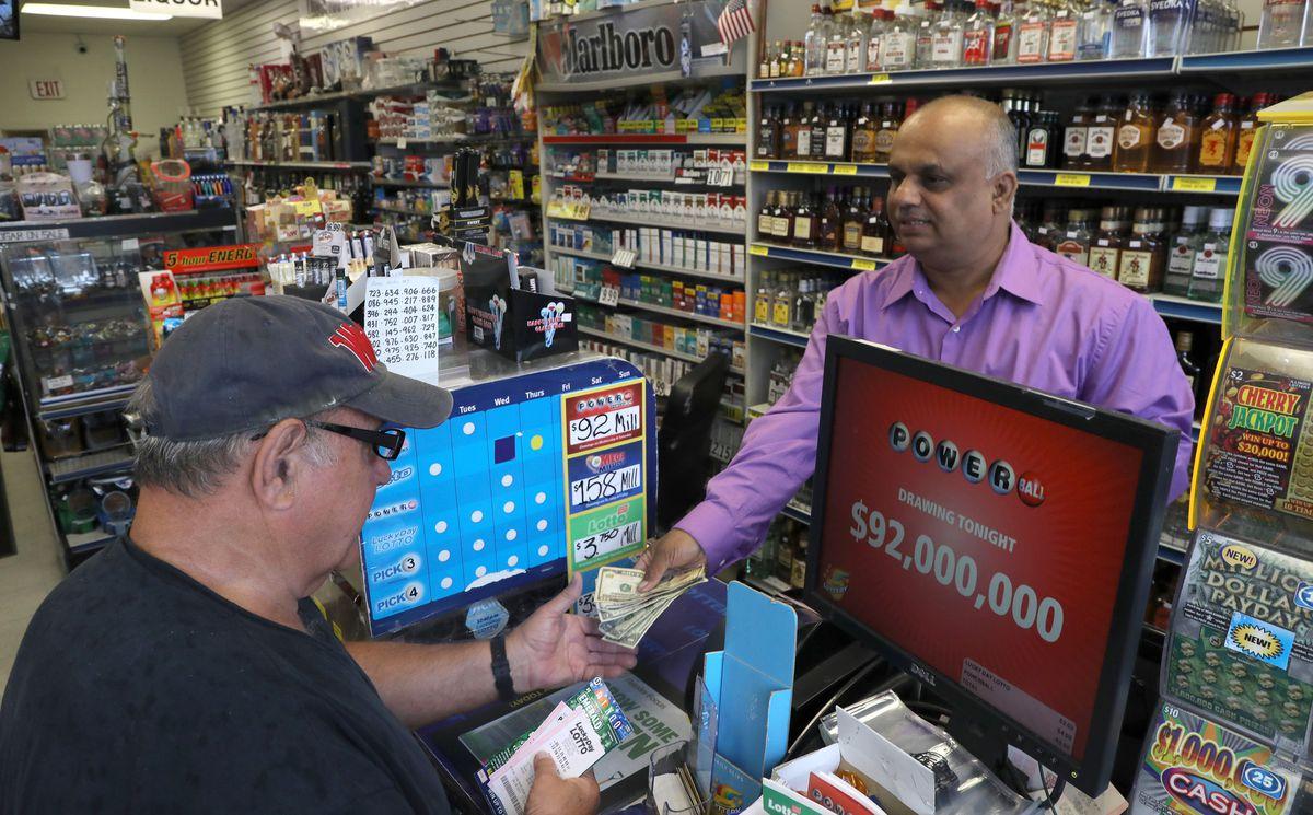lottery ticket sales revenue