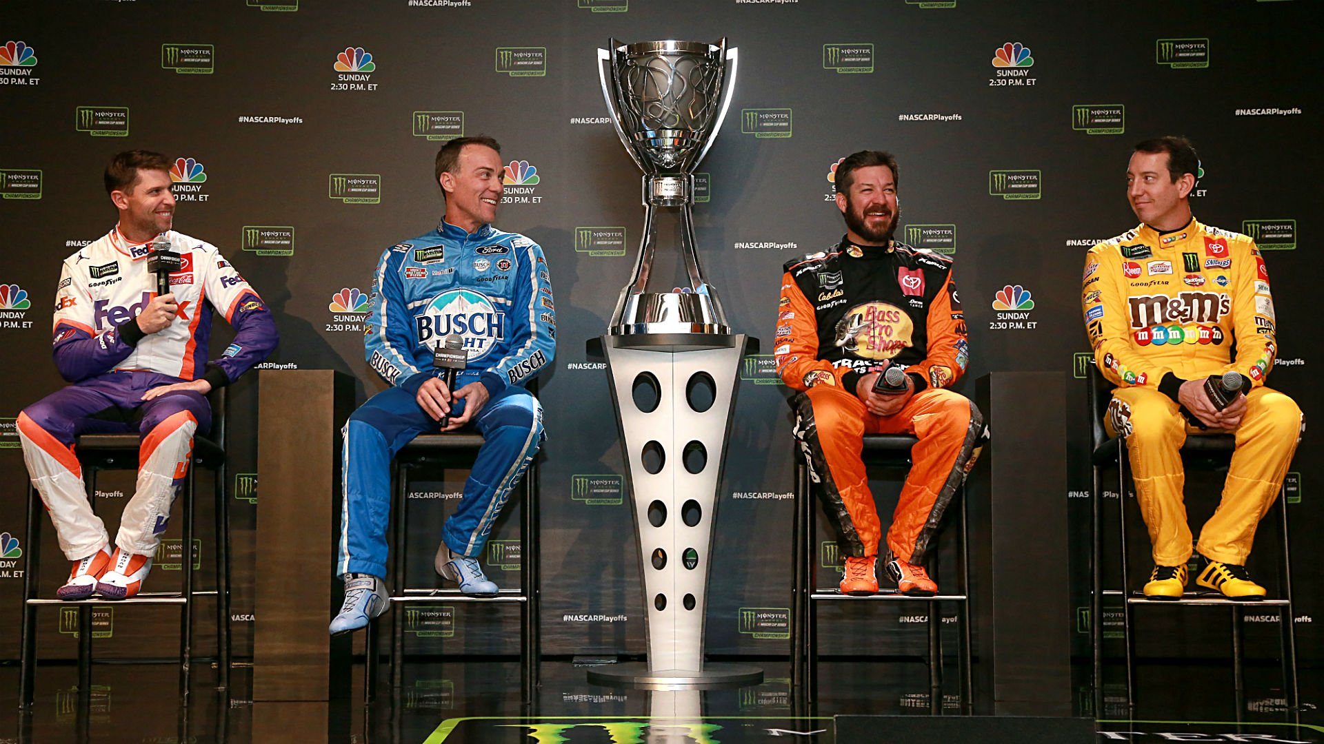 NASCAR Championship 4 Odds