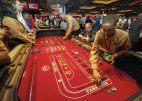 Maryland casinos October GGR