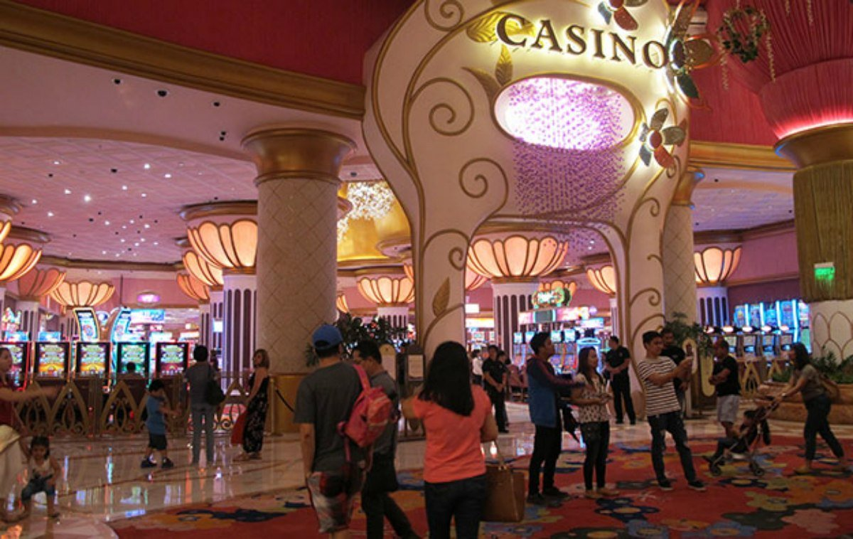 Philippines gaming Manila casino resort
