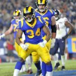 Oddsmakers Need Los Angeles Rams to Upset Baltimore Ravens on Monday Night Football