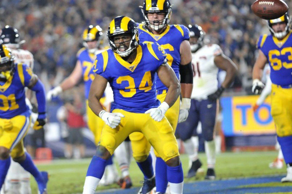 Los Angeles Rams NFL odds Ravens