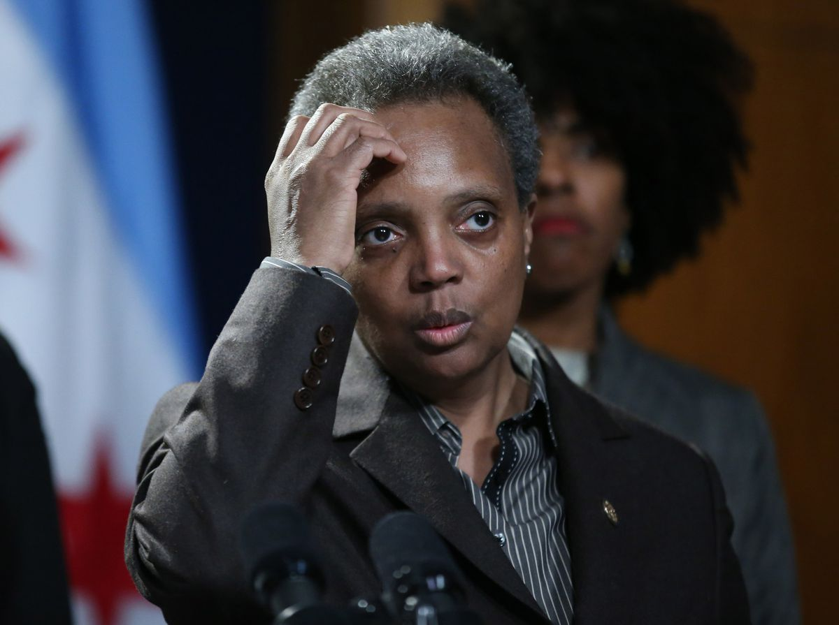 Chicago Mayor Lori Lightfoot casino
