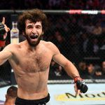 Magomedsharipov, Volkov Favored Over American Opponents at UFC Fight Night 163 in Moscow